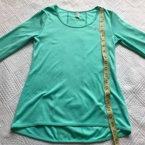 Fila Long Sleeve Girls Size 10 12 M Shirt Athletic